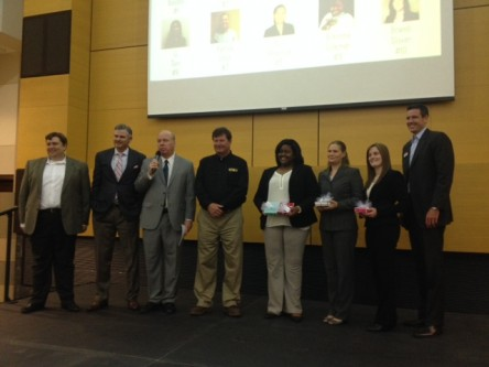 2nd annual elevator pitch contest winners
