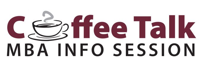 MBA Coffee Talk logo