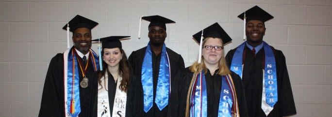 McNair graduates at UALR