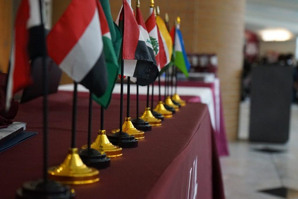 UA Little Rock hosted High School Model Arab League