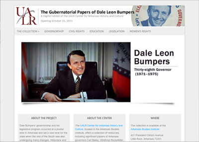 dale bumpers papers