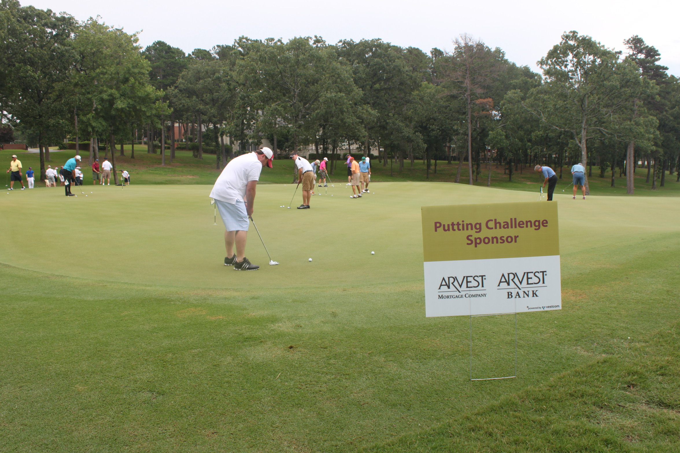 UALR College of Business second annual golf tourney