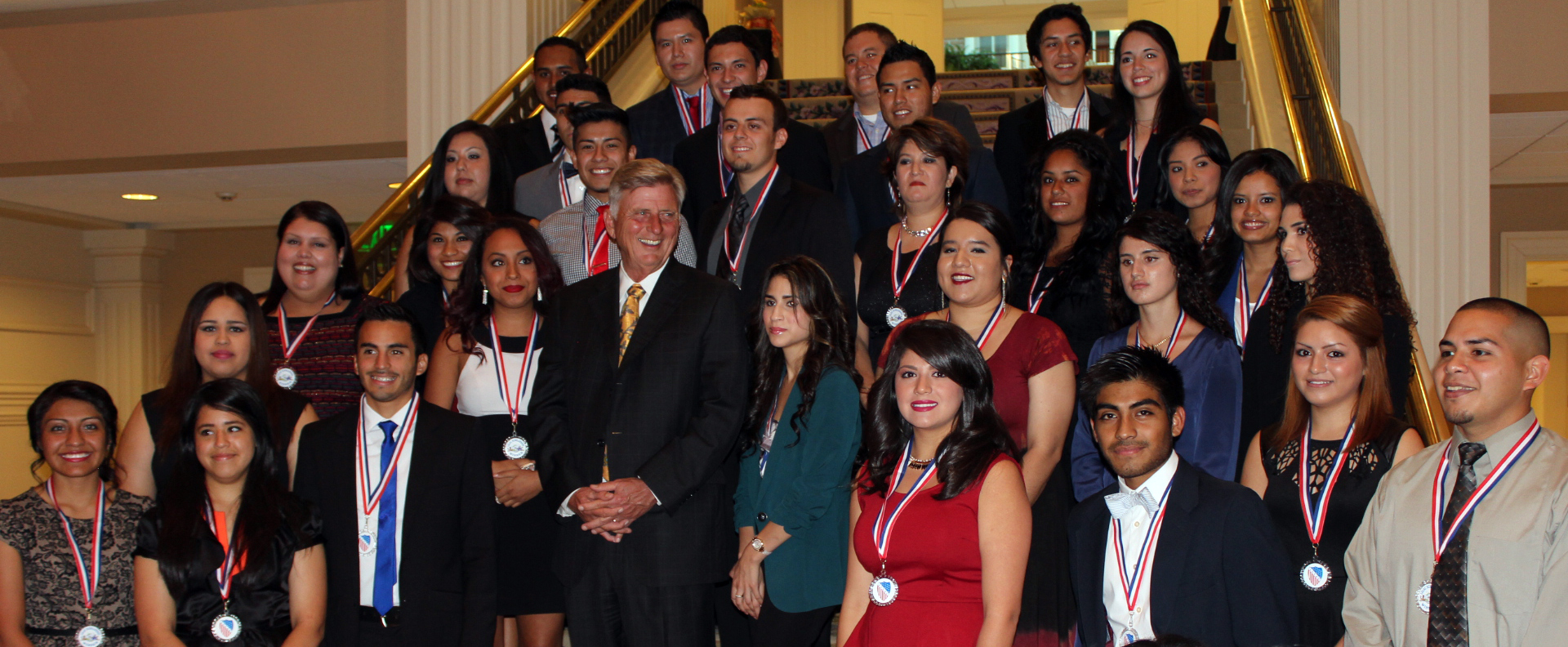 LULAC Scholarship winners 2013