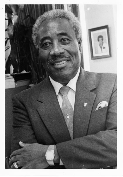 Ozell Sutton, civil rights leader