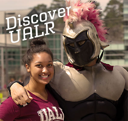 Discover UALR Open House