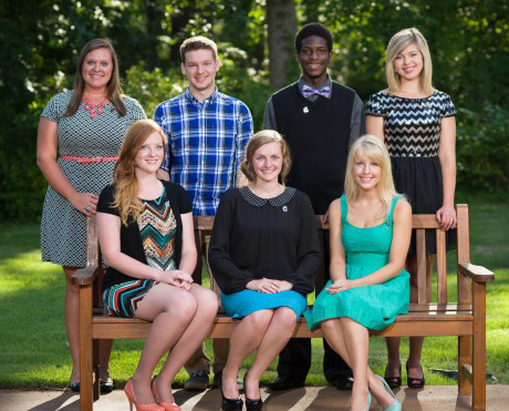 2014-15 UALR Alumni Association scholarship recipients