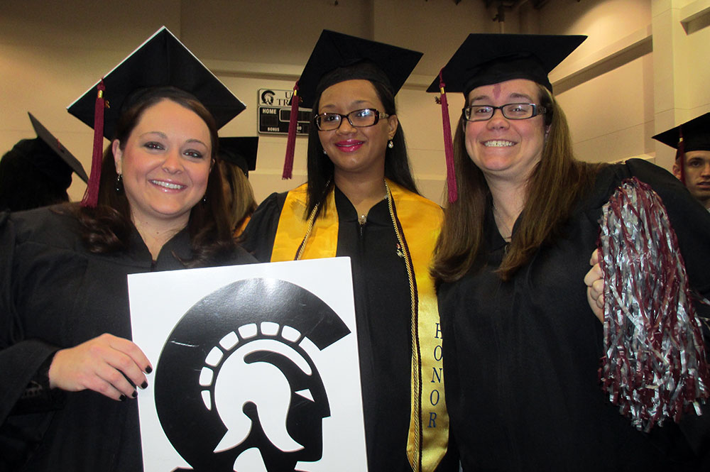 UALR Fall 2014 Commencement