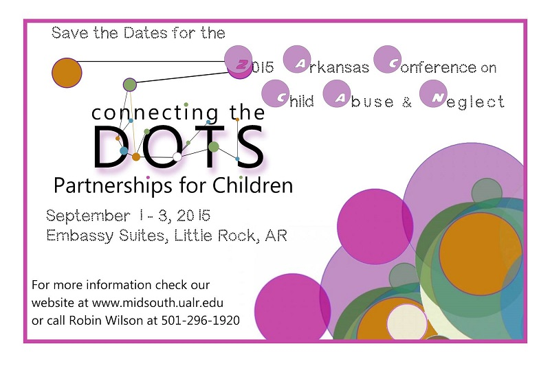 Logo for Child Abuse and Neglect conference