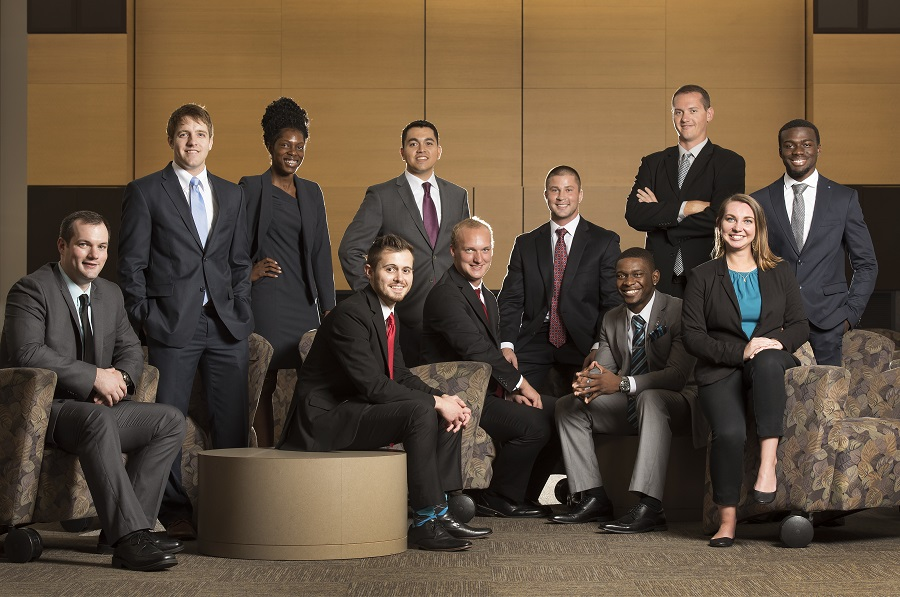 2015-16 College of Business Ambassadors