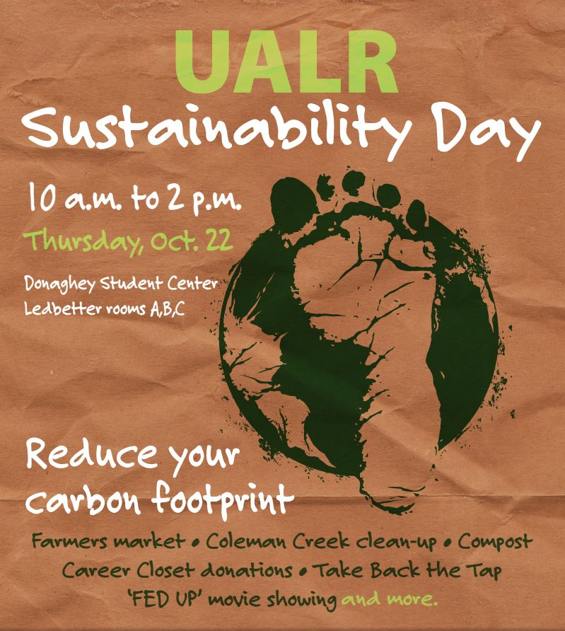 Sustainability Day Flyer