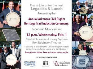 Ten honorees added to Civil Rights Heritage Trail