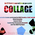 "A variety of University of Arkansas at Little Rock Department of Music groups will perform a concert entitled ""Collage"" on Friday, Jan. 27."