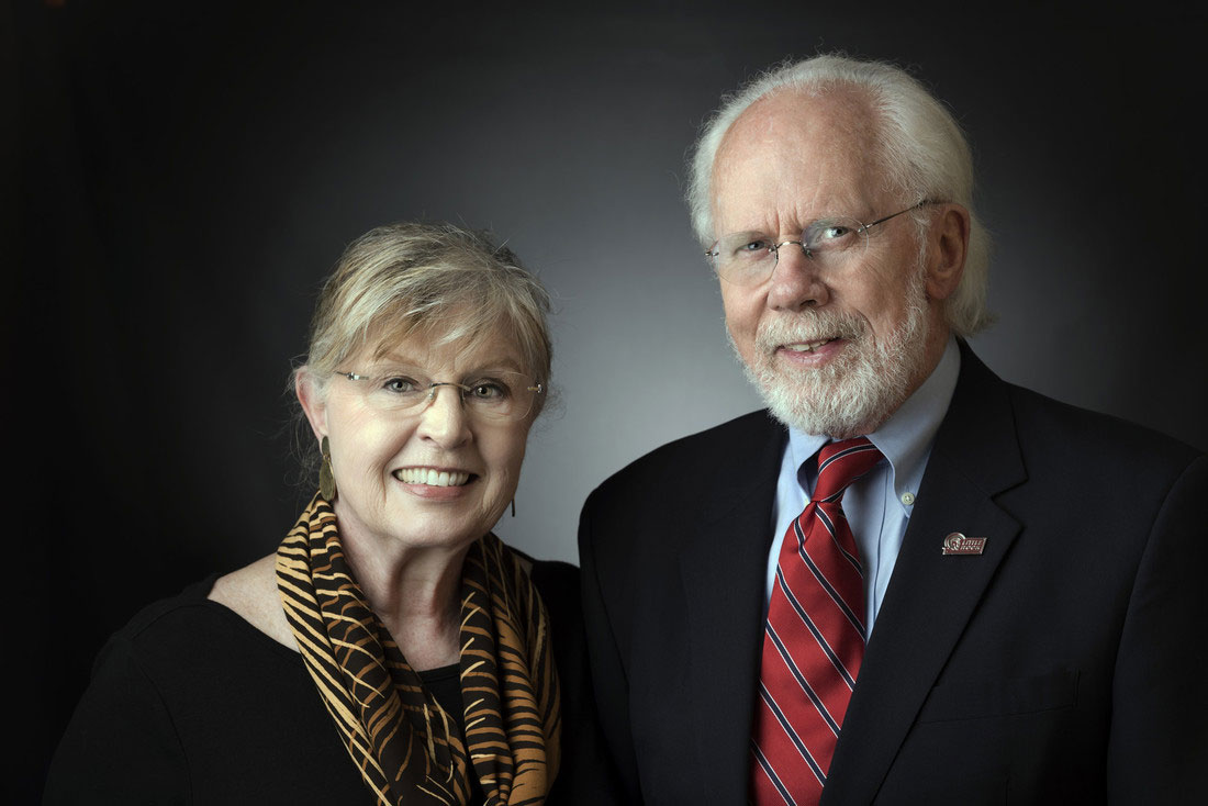 Diana and Paul Nolte