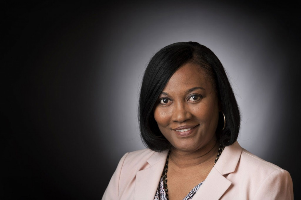 Cassandra Steele, director of special programs for the Little Rock School District, is the guest of honor for the 2017 Jazz and Juleps event.