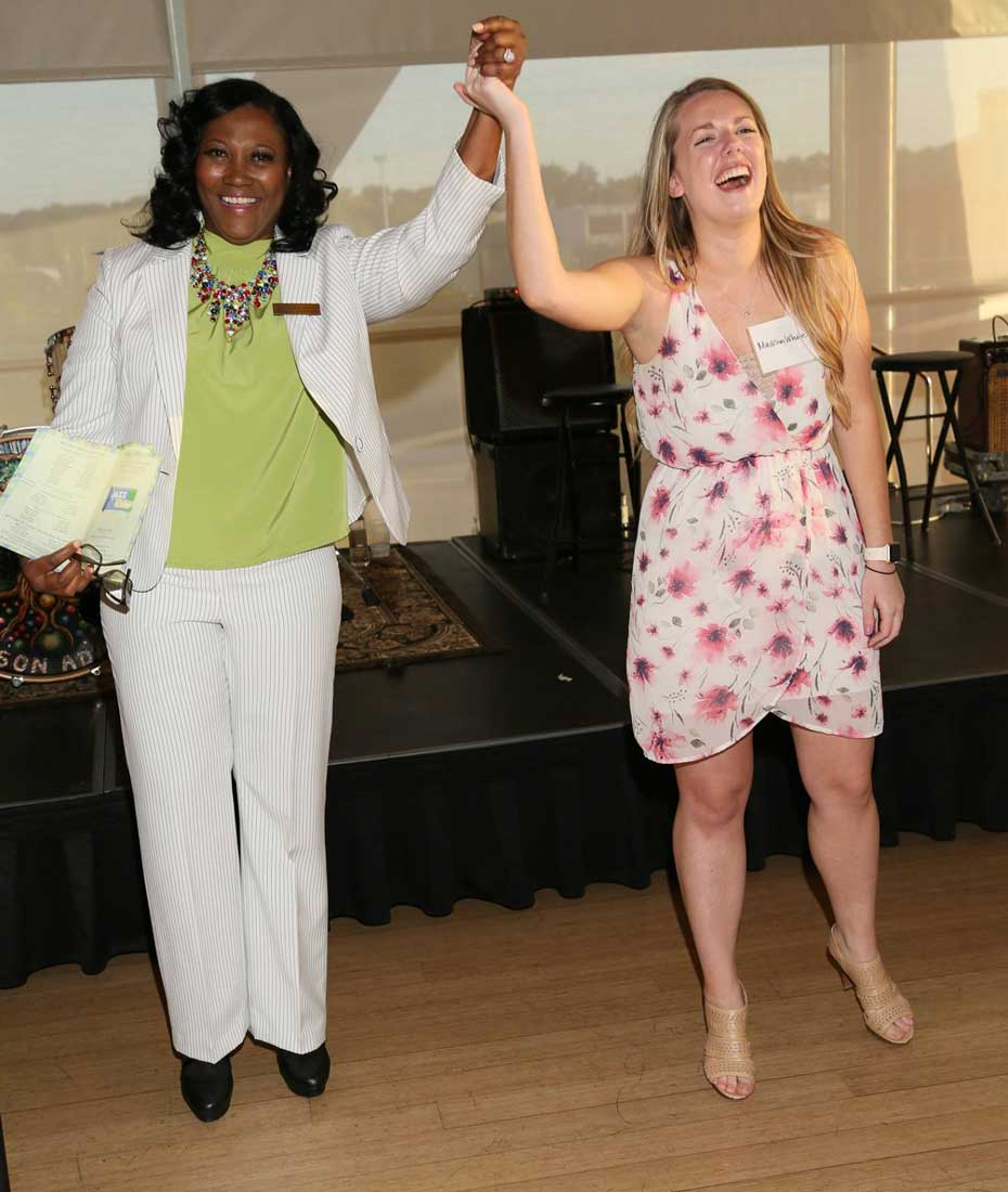 Event raises nearly $55k for audiology and speech pathology students ...