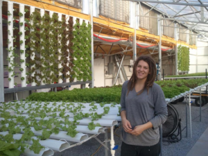 Danielle Dozier serves as president of GSS (Grow-Supply-Sustain) Group LLC in Bella Vista, Arkansas.