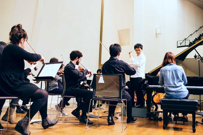 The Chancellor's Concert Series at the University of Arkansas at Little Rock will continue with a performance by the New York Classical Players on Monday, Oct. 9.