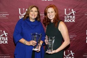 College of Business honors outstanding alumnae, surpasses fundraising goal