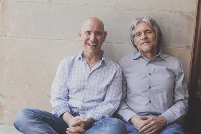 Pianist Norman Boehm, professor of music at Hendrix College, and violinist Hal Grossman, professor of violin at the University of Oklahoma, will star in a dual recital at the University of Arkansas at Little Rock on Monday, Oct. 30.