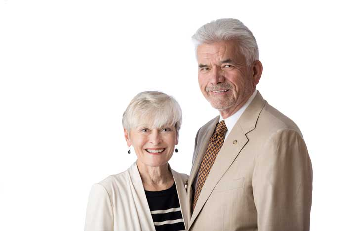 The 15th annual Taste of Little Rock will honor Alfred Williams and Elaine Eubank for their lifetime of support to the University of Arkansas at Little Rock.