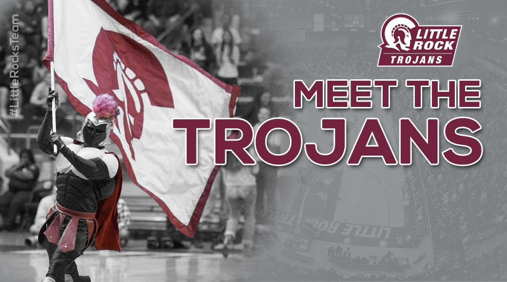 Little Rock fans are invited to Meet the Trojans on Thursday, October 26 at the Jack Stephens Center.