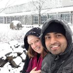 Kayla and Pradeep Sapkota