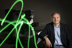 Dr. Alexandru Biris is chief scientist and director of the Center for Integrative Nanotechnology Sciences at UA Little Rock.
