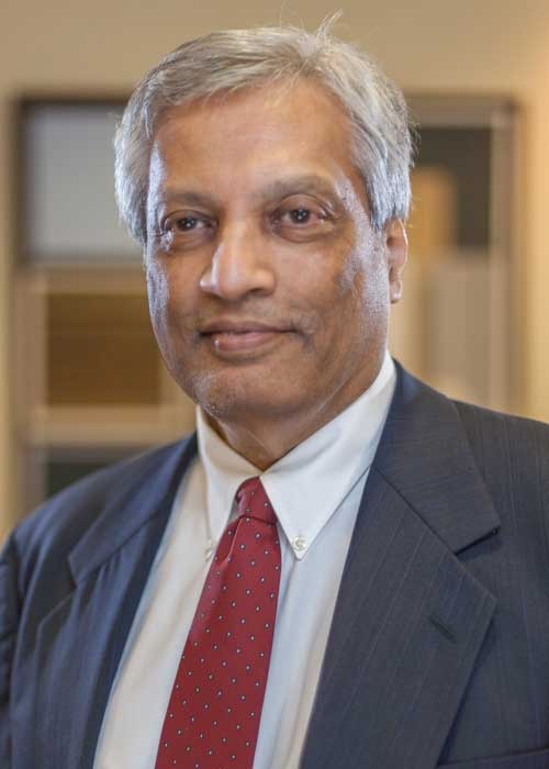Prakash Jalihal, Photo by Larry Rhodes.