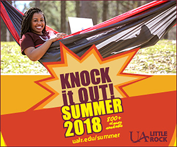 Knock it out! Summer 2018