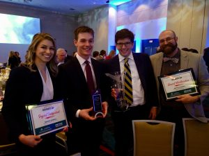 UA Little Rock students win big in 2018 Arkansas Governor's Cup