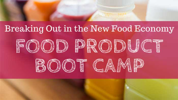 The Arkansas Small Business and Technology Development Center, based at the University of Arkansas at Little Rock, will hold a free one-day Food Product Boot Camp on April 27.
