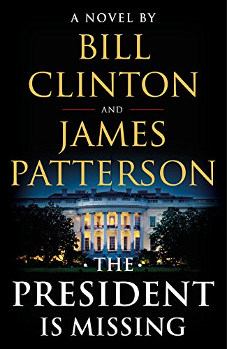 "Former U.S. Pres. Bill Clinton and bestselling author James Patterson will discuss their new novel, ""The President is Missing,"" at 6 p.m. Saturday, June 9, at the University of Arkansas at Little Rock's Jack Stephens Center."