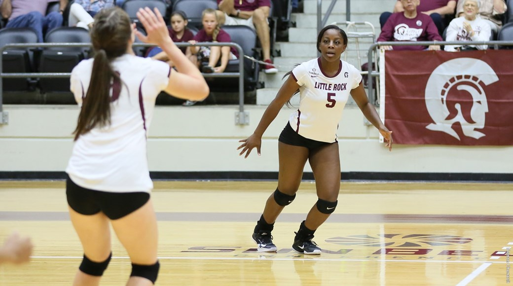 Little Rock volleyball was picked to finish fifth in the Sun Belt Conference's West Division as the league unveiled the 2018 Preseason Poll on Monday.