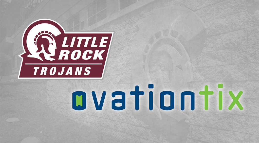 AudienceView is pleased to announce that Little Rock Athletics is live on OvationTix, resulting in the immediate ability to deliver incredibly memorable experiences for Trojans fans and for staff to operate more efficiently than ever before.