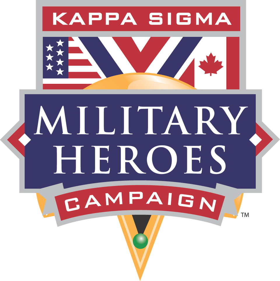 The UA Little Rock Kappa Sigma chapter will host a food truck fundraiser on Oct. 10, 17, and 24 to raise money for the Military Heroes Campaign.