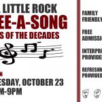 """The Interpreter Education program and UA Little Rock's Sign Language Klub will host """"See-a-Song"""" from 6-9 p.m. Tuesday, Oct. 23, in the Stella Boyle Smith Concert Hall in the Fine Arts Building on the UA Little Rock campus."""