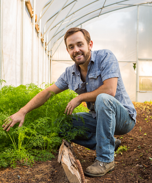 Chris Hiryak of Little Rock Urban Farming will share lessons learned from a decade of producing and marketing organically grown flowers and vegetables in the capital city.