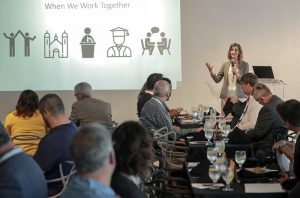 Summit brings together city's religious leaders to identify problems, find solutions