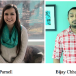 Bijay Chhetri, a UA Little Rock biology doctoral student, and Dr. Charlette Parnell, forensic chemist at Arkansas State Crime Laboratory, are the lead authors of the article.