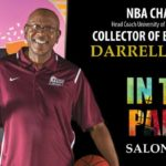 Coach Darrell Walker is one of the most prolific African American art collectors in the country and will give a talk on his evolution as a collector on Saturday, July 20, at Loyola University.