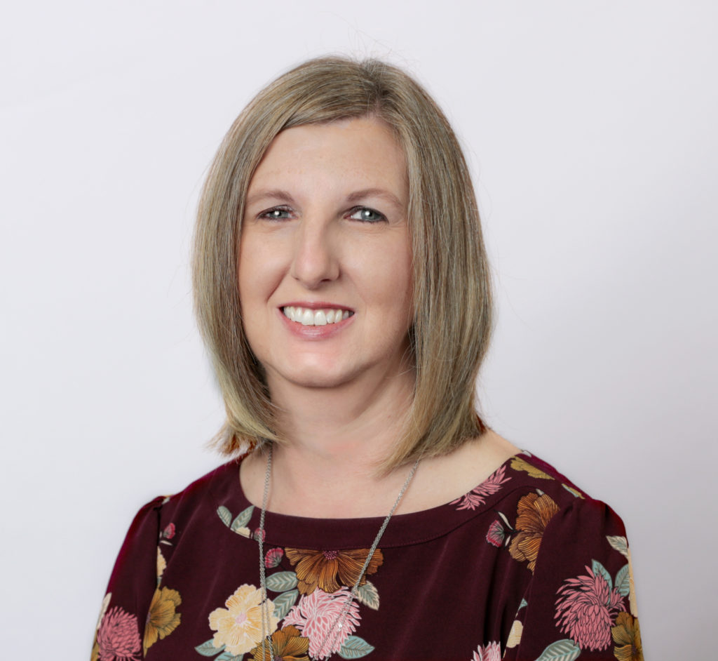 Shannon Collier-Tenison has been promoted to interim dean of the College of Education and Health Professionals.