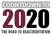 Countdown to 2020: The Road to Reaccreditation