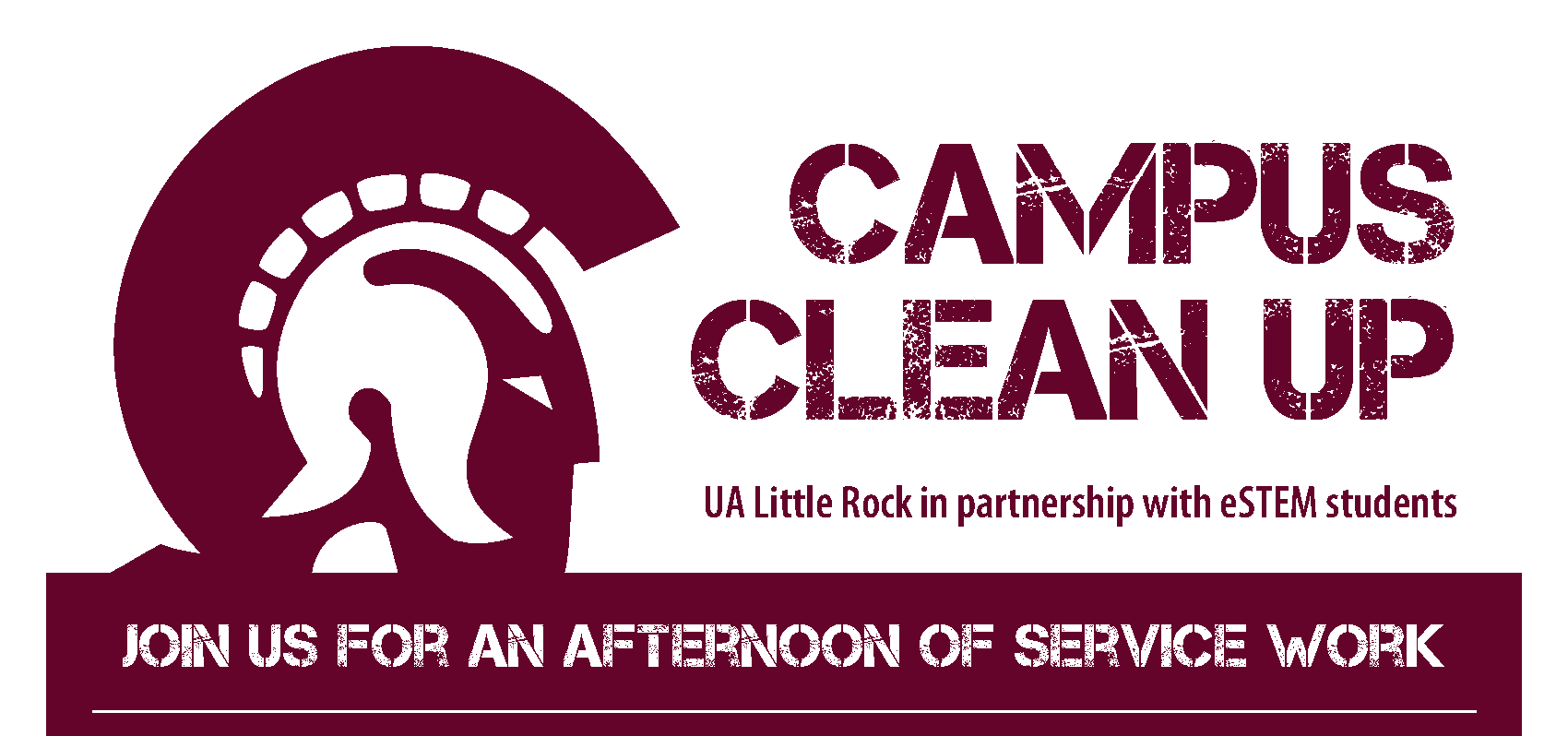 Two University of Arkansas at Little Rock student organizations are leading the charge to beautify campus by organizing volunteer campus cleanup days on Friday, Feb. 7, and Saturday, Feb. 8.