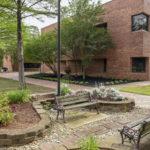 Photo of UA Little Rock Fine Arts Building