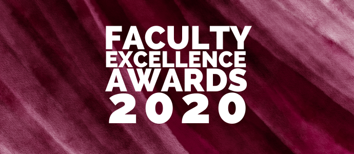 The University of Arkansas at Little Rock will reveal the winners of the Faculty Excellence Awards at 2 p.m. Thursday, April 23.