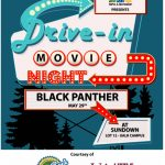 """The University of Arkansas at Little Rock, in partnership with Little Rock Marathon, will host a drive-in movie presentation of """"Black Panther"""" on Friday, May 29."""
