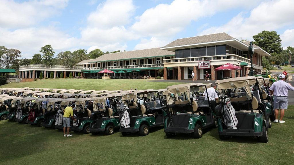 2019 Little Rock Golf Shamble at Pleasant Valley Country Club