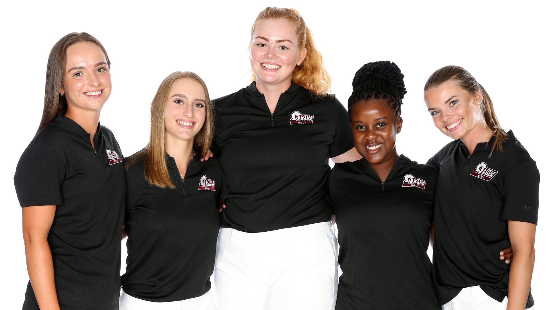 UA Little Rock women's golf team
