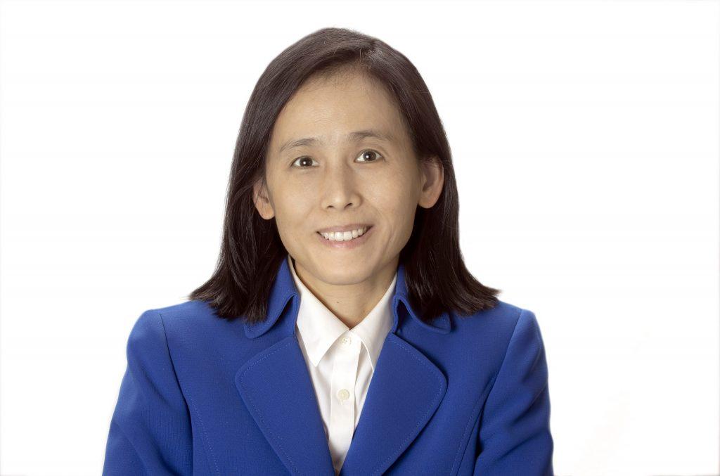 Dr. Mary Yang.