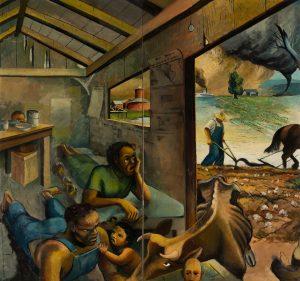"Joe Jones' ""The Struggle in the South"""
